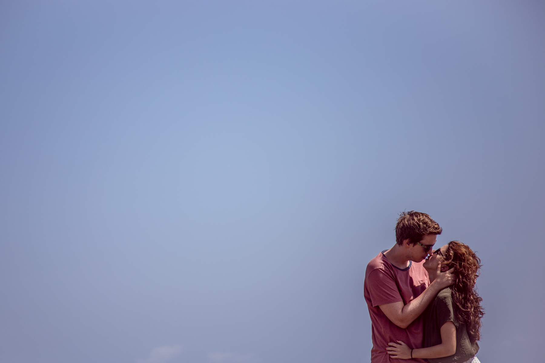 fotografía de pareja san valentin